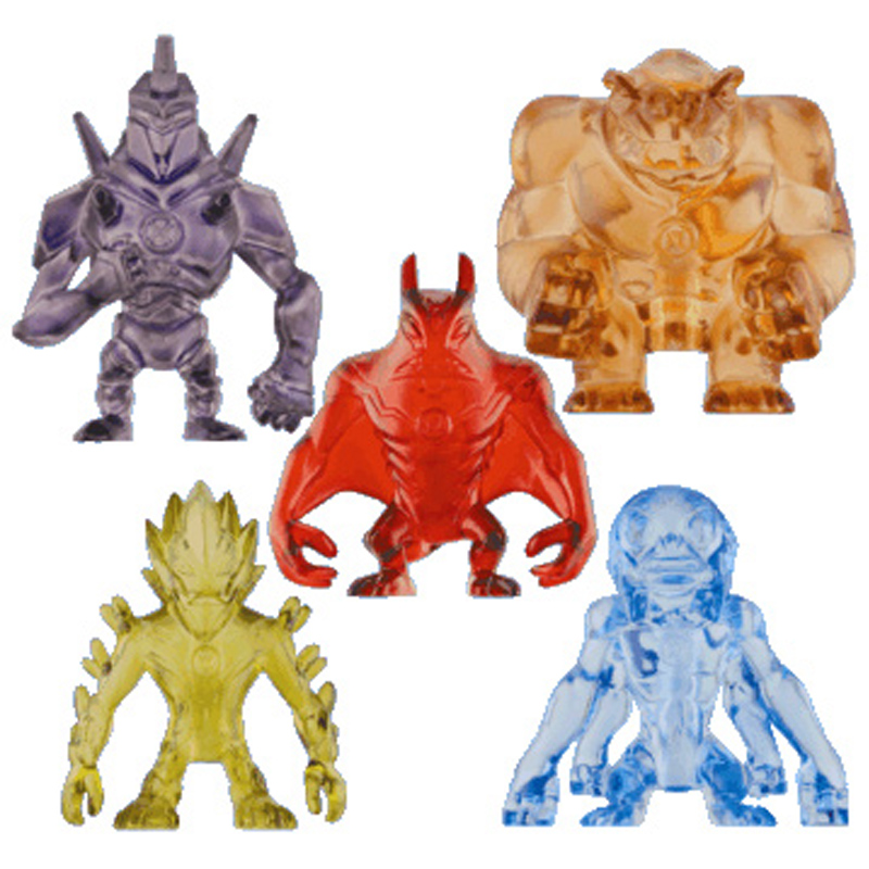 alien force planetary powder sets from ben 10 wwsm