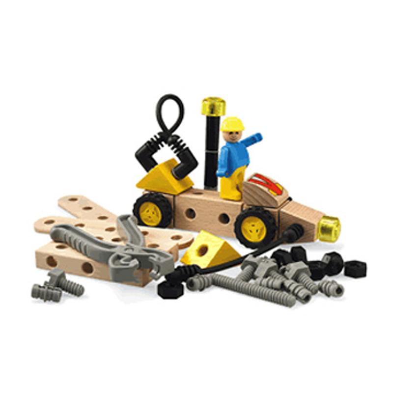 Toy Shop > Brio Wooden Railway > Building Sets