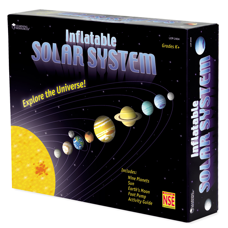giant inflatable solar system set - photo #12