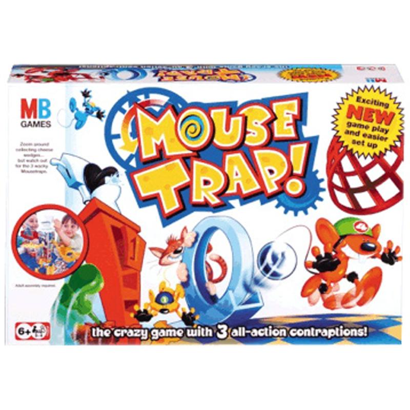 Mouse Trap Mouse Trap Game Walmart