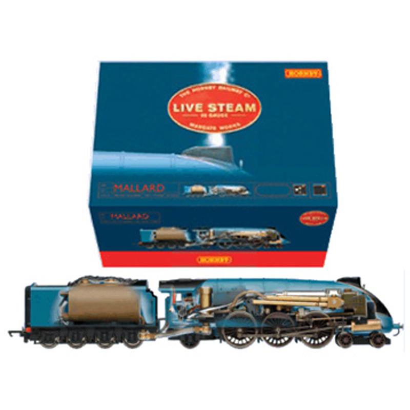 Mallard Live Steam Train Set R1041Mallard Train Toy