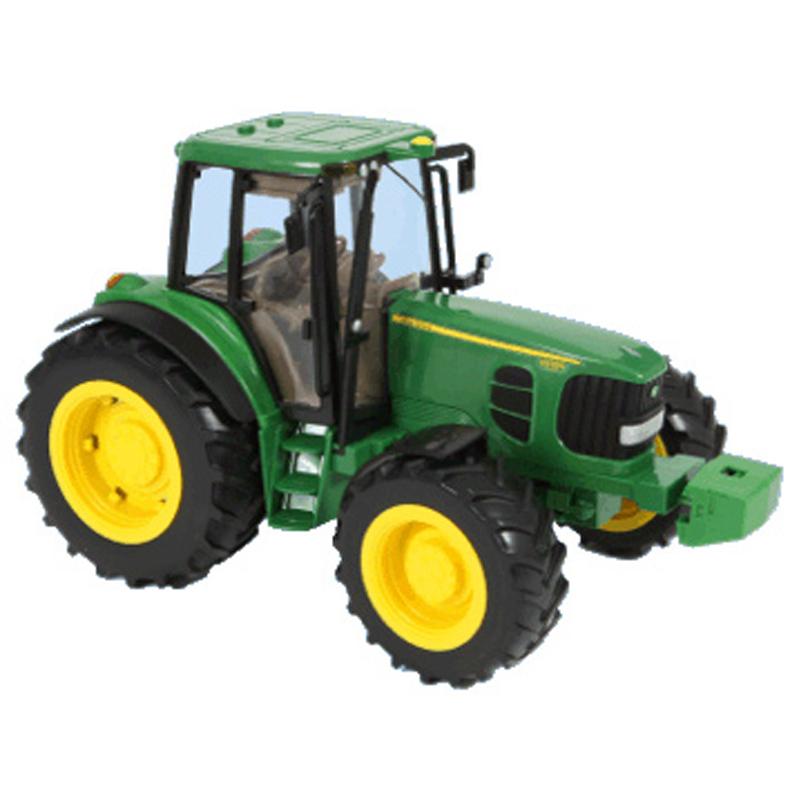 Large John Deere Farm Tractors : Big farm john deere s tractor from britains wwsm