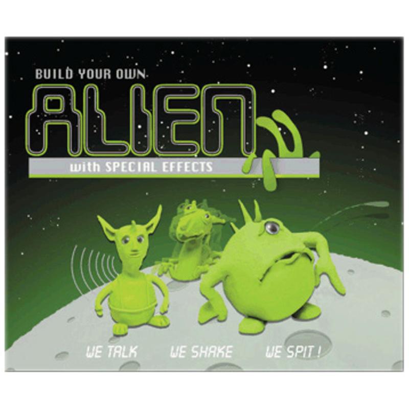 Make Your Own Alien Model Kit | eBay