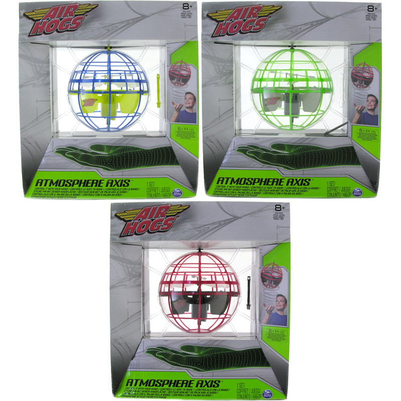 air hogs atmosphere axis instructions