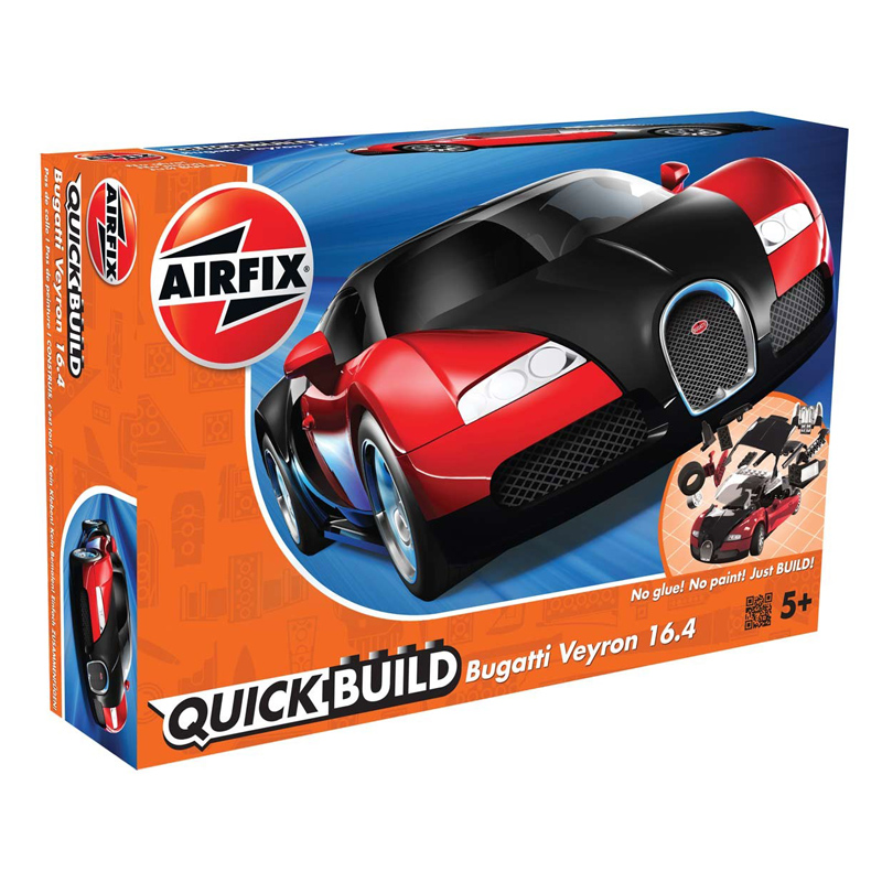 bugatti veyron 16 4 from airfix wwsm. Black Bedroom Furniture Sets. Home Design Ideas