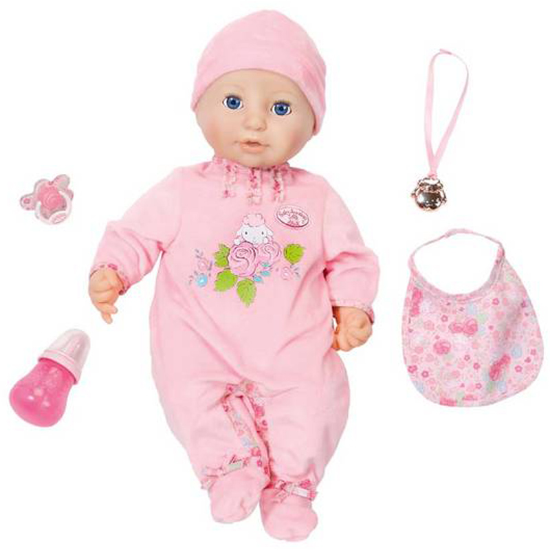Baby Annabell Doll (Version 10) NEW | eBay