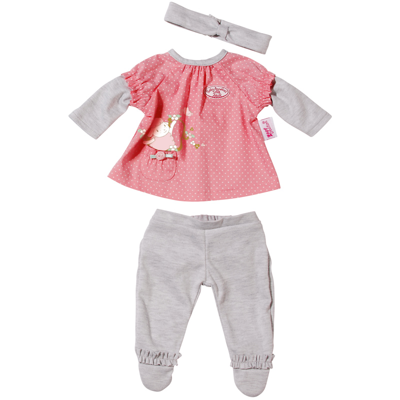 Baby Annabell My First Baby Annabell Clothing PINK DRESS