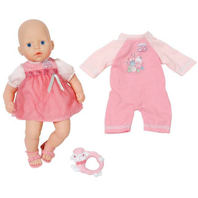 my first baby annabell rose 36cm doll amp accessories new ebay