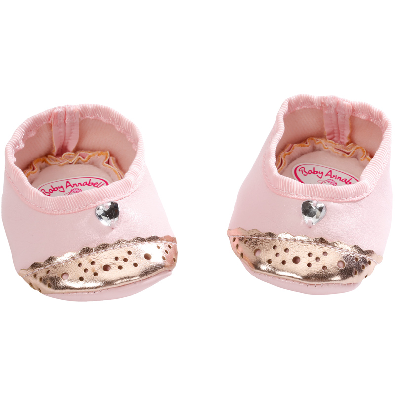 Baby Annabell Pink Shoes
