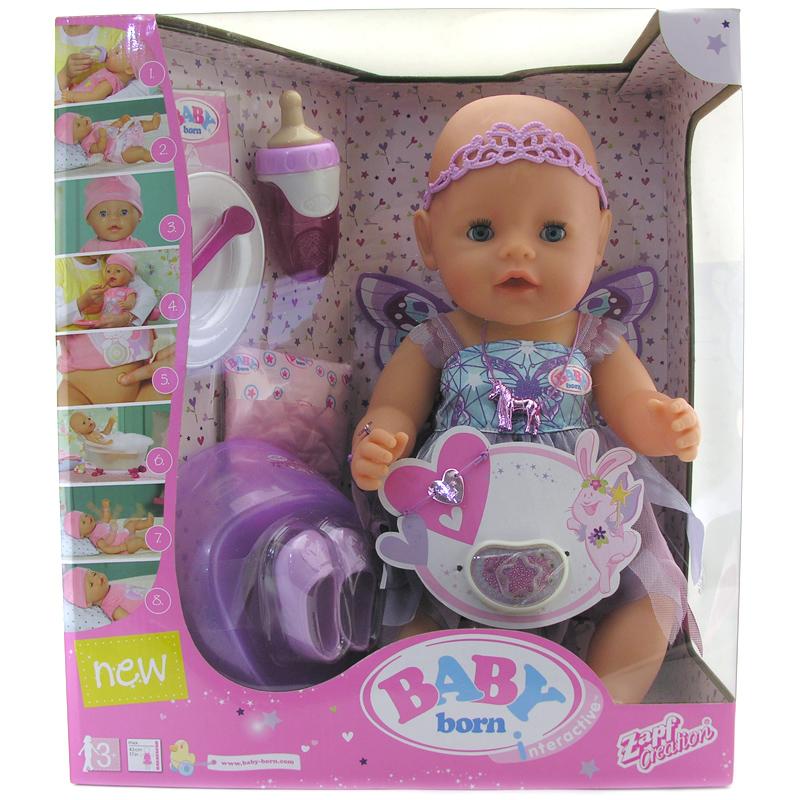 Baby Born Mu 241 Eca Interactiva Quot Pa 237 S De Las Maravillas