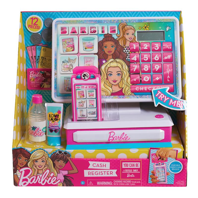 Deluxe Toy Cash Register : Deluxe cash register from barbie wwsm
