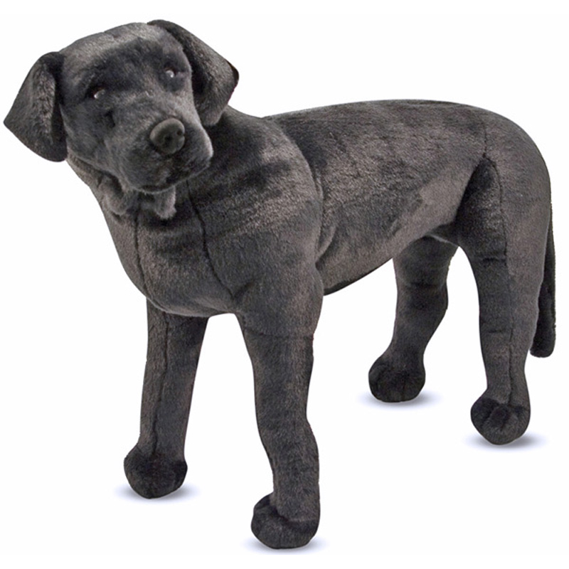 Black Lab Toy Dog