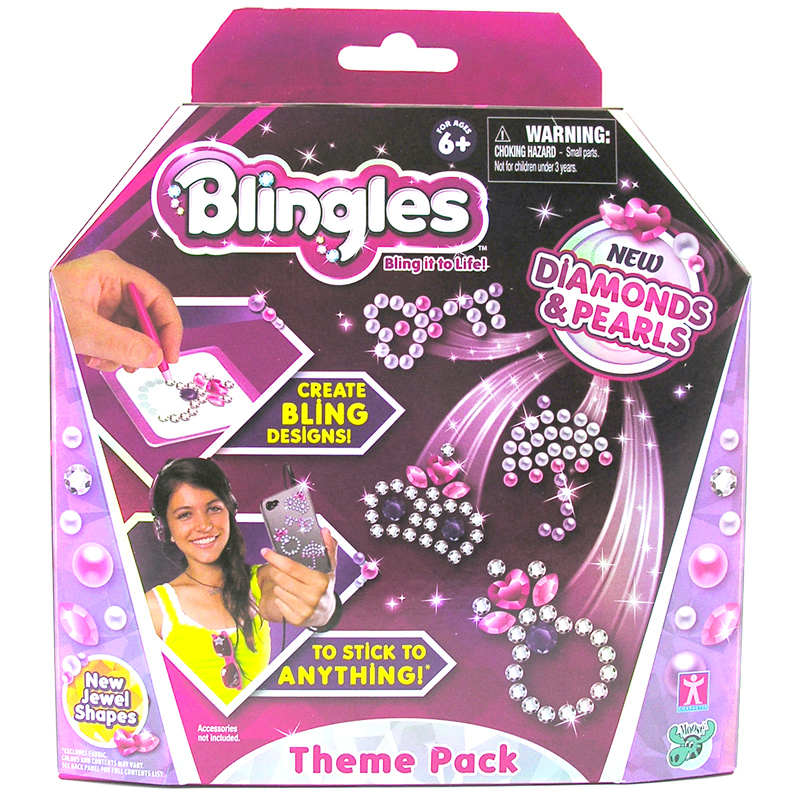 blingles diamonds pearls theme pack ebay. Black Bedroom Furniture Sets. Home Design Ideas