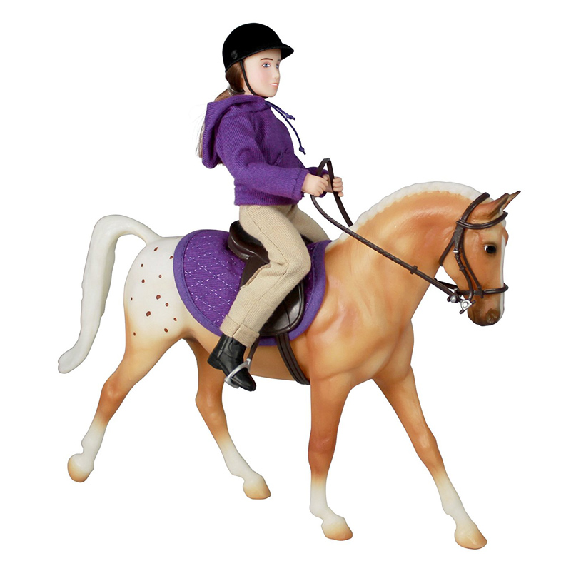 Best Breyer Horses And Horse Toys : Classics english horse rider from breyer wwsm