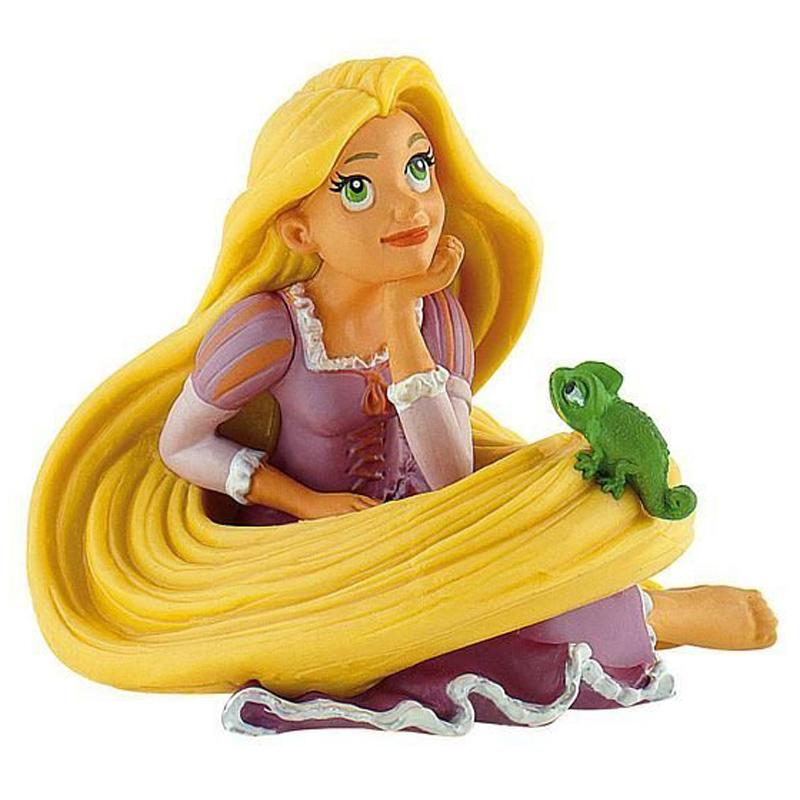 Rapunzel Figure Cake Topper