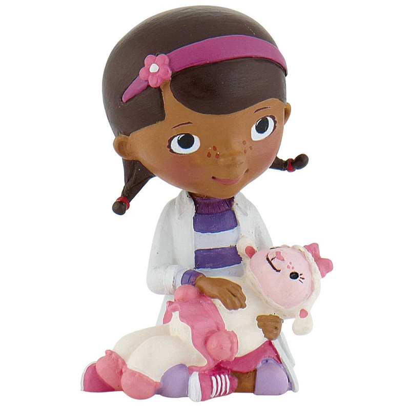 Doc Mcstuffins Toys : Bullyland doc mcstuffins figure choice of one supplied
