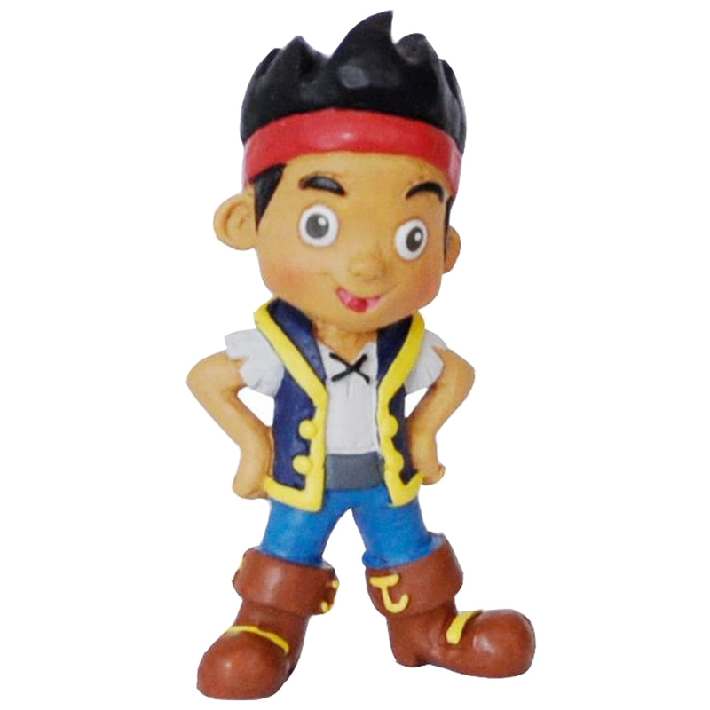 Jake  the Never Land Pirates Figures from Bullyland  WWSM