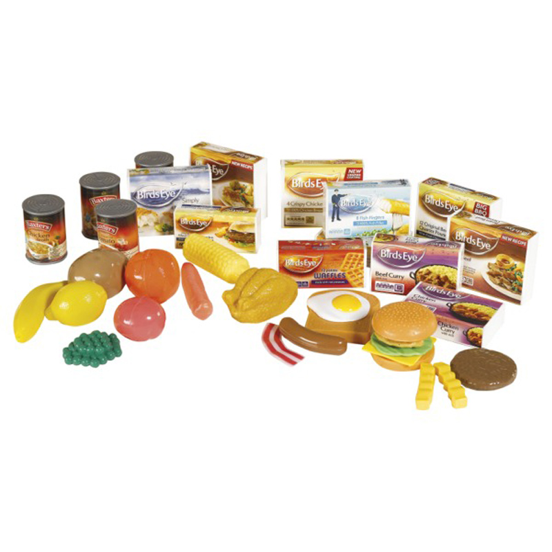 Little Food Toys : Little shopper grocery set from casdon wwsm