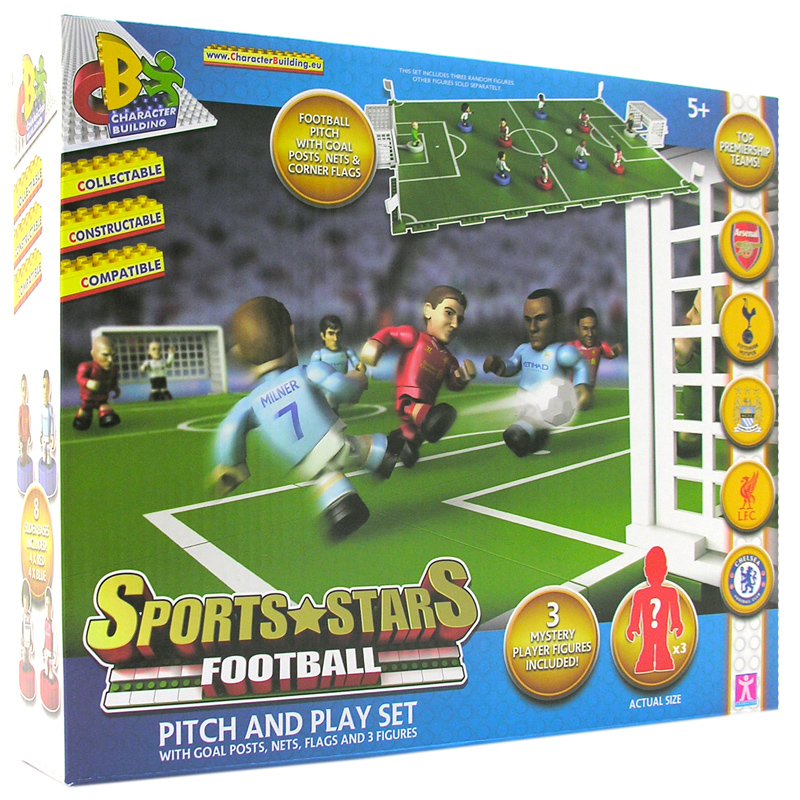 Sportstars Pitch Play From Character Building Wwsm