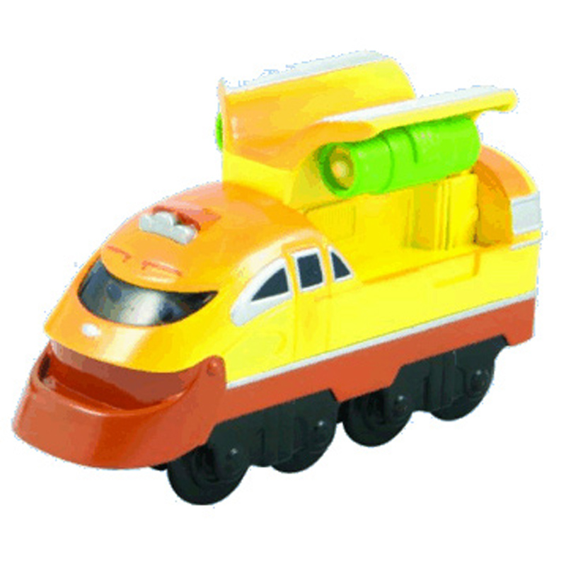 Chuggington Trains | Jet Pack Action Chugger from ...