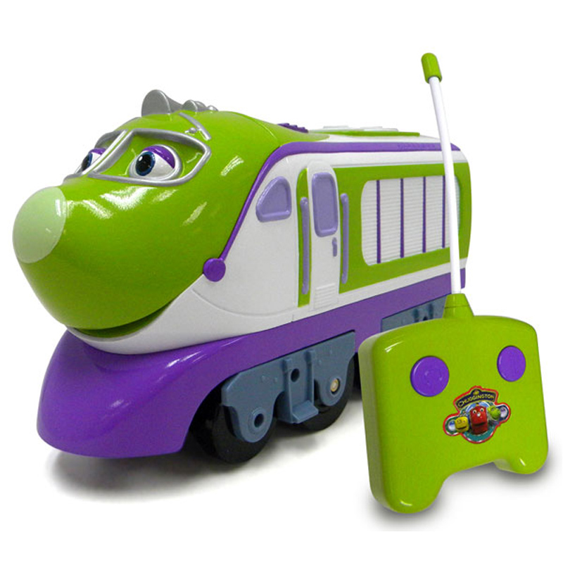 Chuggington Trains | Remote Control Koko from Chuggington ...