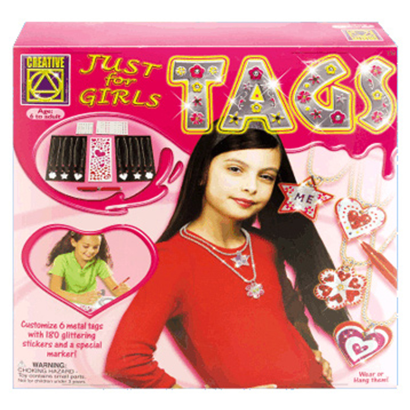 Just For Girls Toys : Just for girls tags from creative wwsm