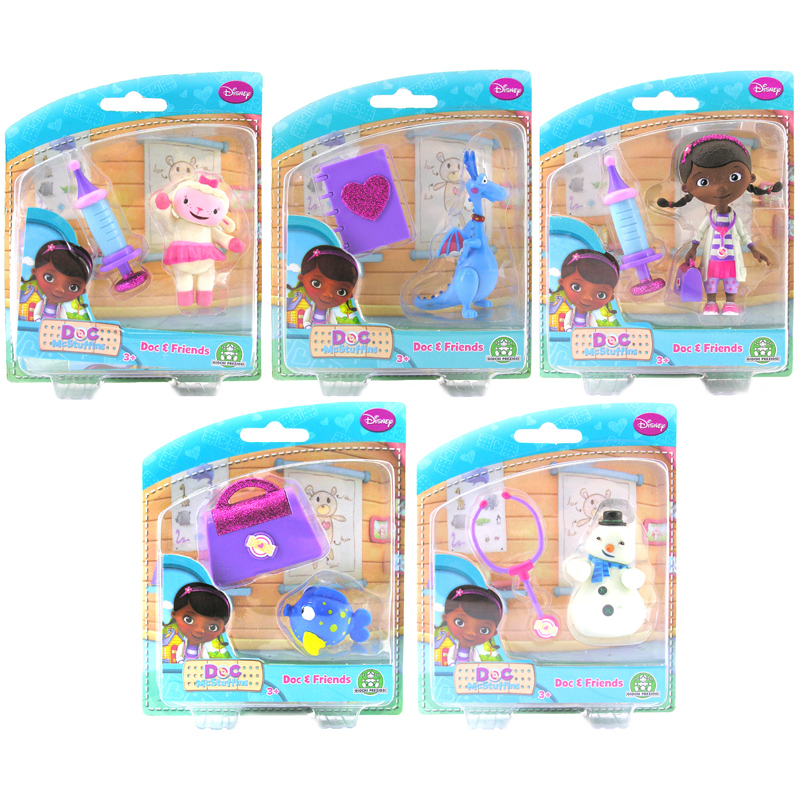 Doc McStuffins Mini Figures Choice of Figures One Supplied NEW | eBay