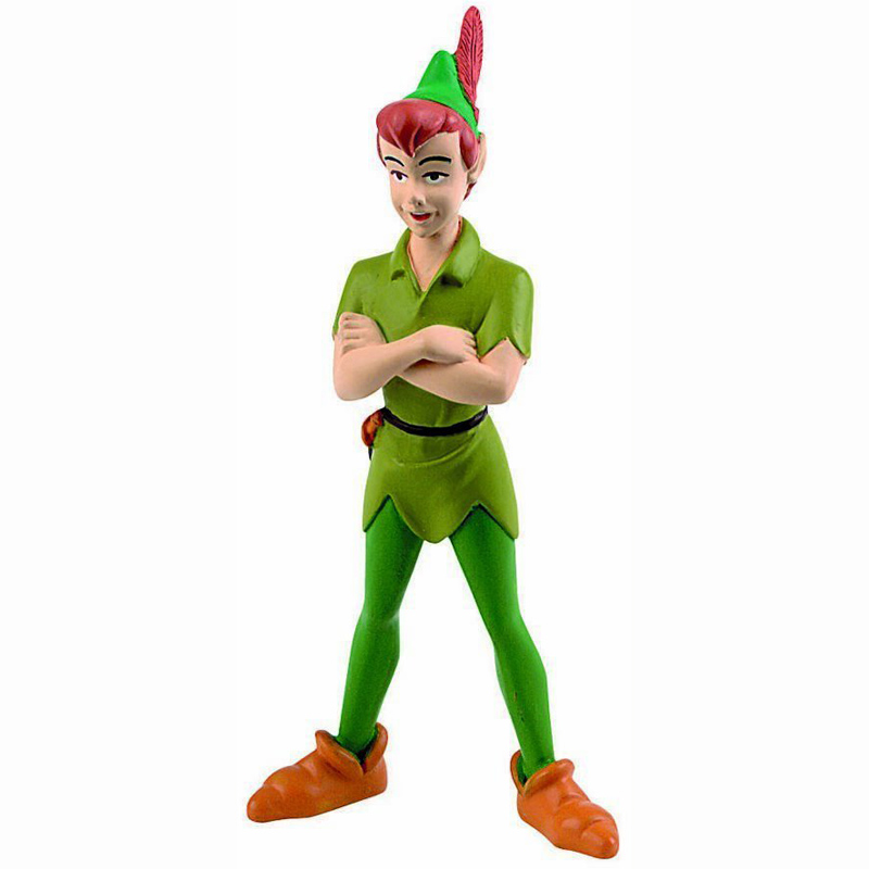 Peter Pan Toys : Bullyland disney peter pan figures choice of one