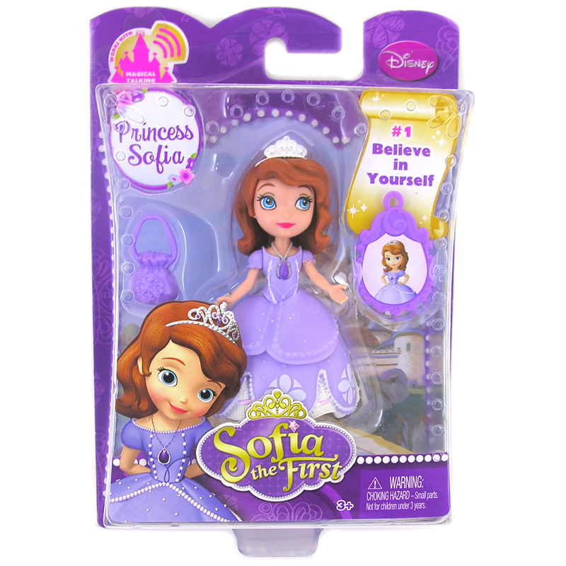 sofia the first mermaid doll instructions