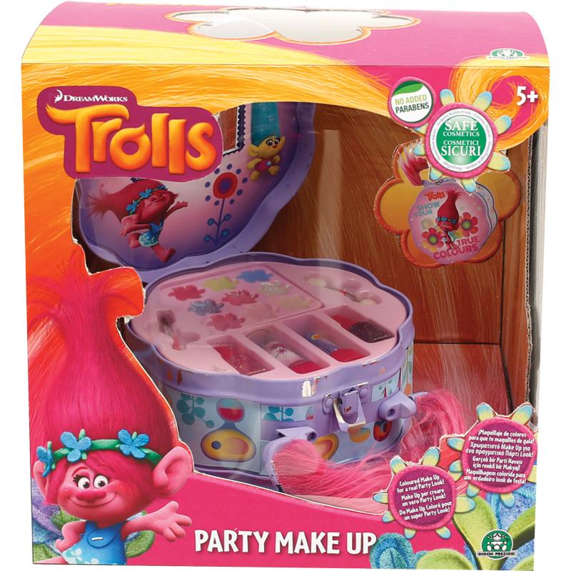 Dreamworks Trolls Party Make Up Set NEW | EBay