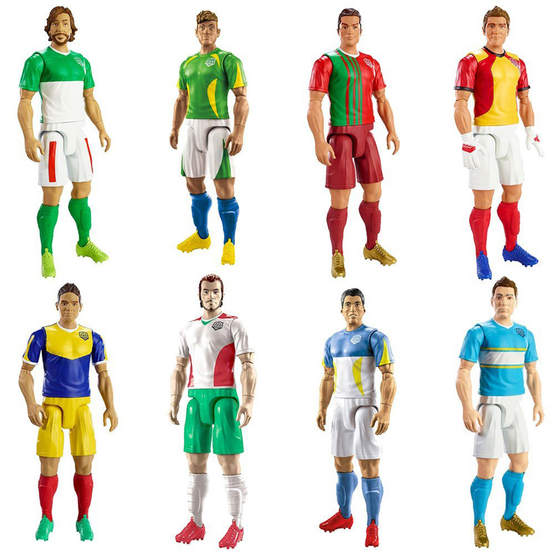 FC Elite Football Figures Assorted from Mattel | WWSM