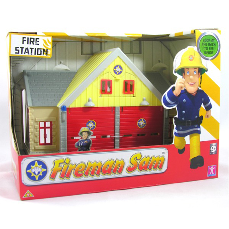 Sam Toys Station Fire Station Fireman Sam