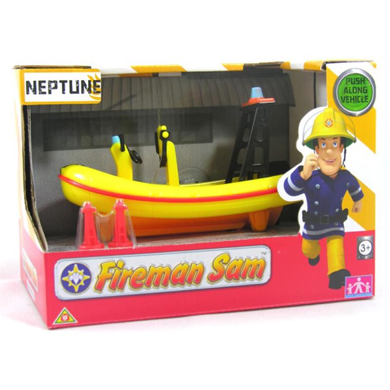 Fireman Sam Toys Neptune Boat Fireman Sam Neptune Rescue