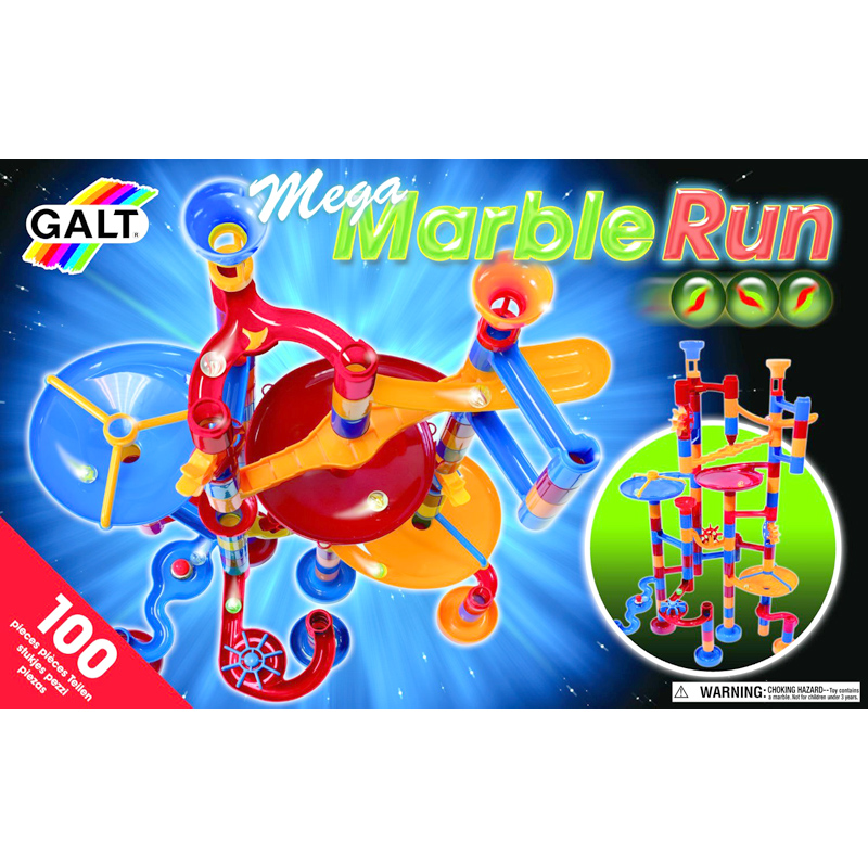 Plastic bags facts - Mega Marble Run From Galt Wwsm