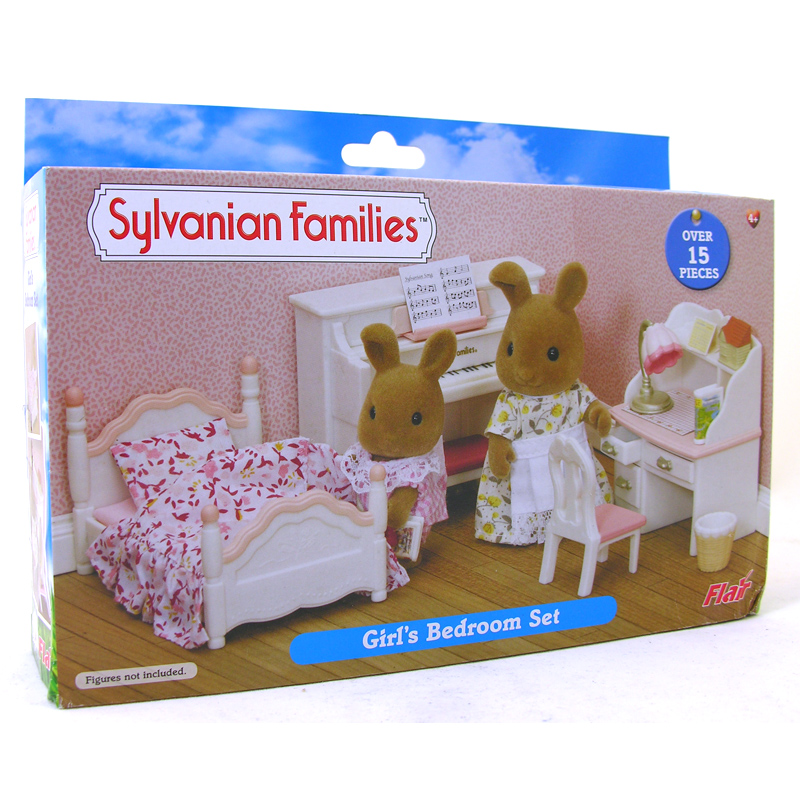 girls bedroom set from sylvanian families wwsm