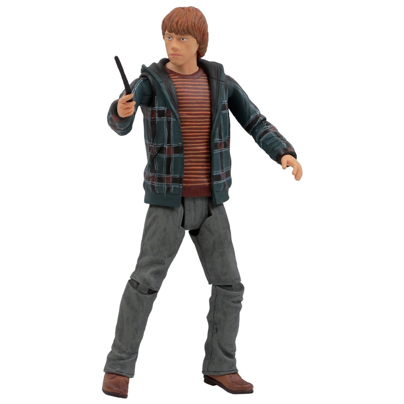 "Harry Potter | Ron Weasley 5"" Collectors Action Figure (Retail Box ..."