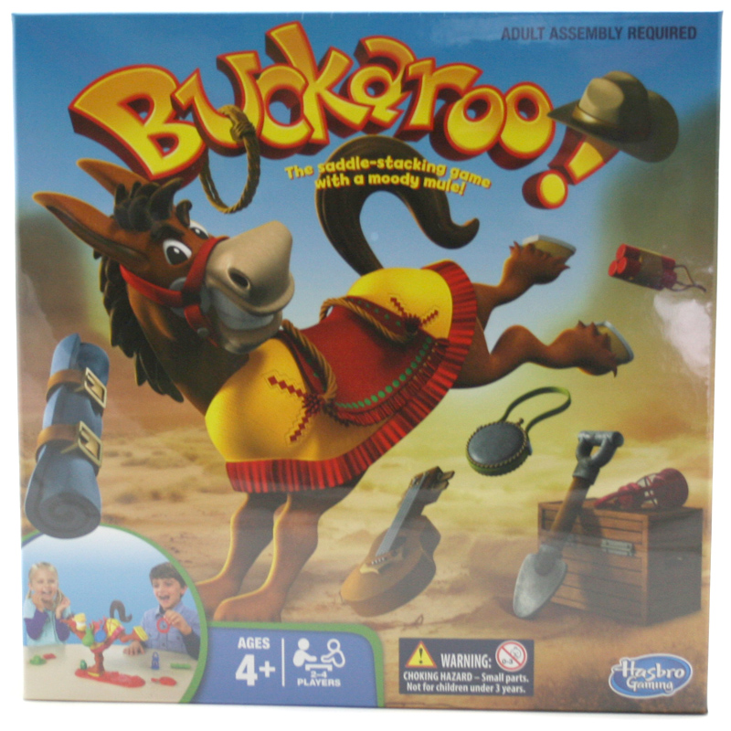 Buckaroo Game from MB Games | WWSM