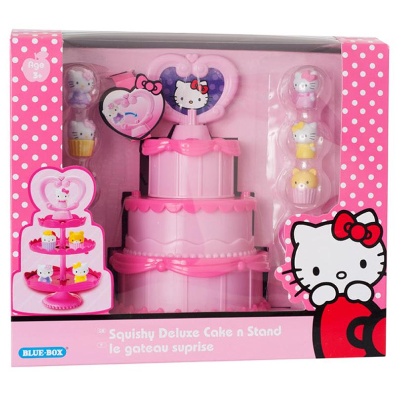 Hello Kitty Toys For Cakes : Pin gender reveal baby shower ideas dinker cake on pinterest