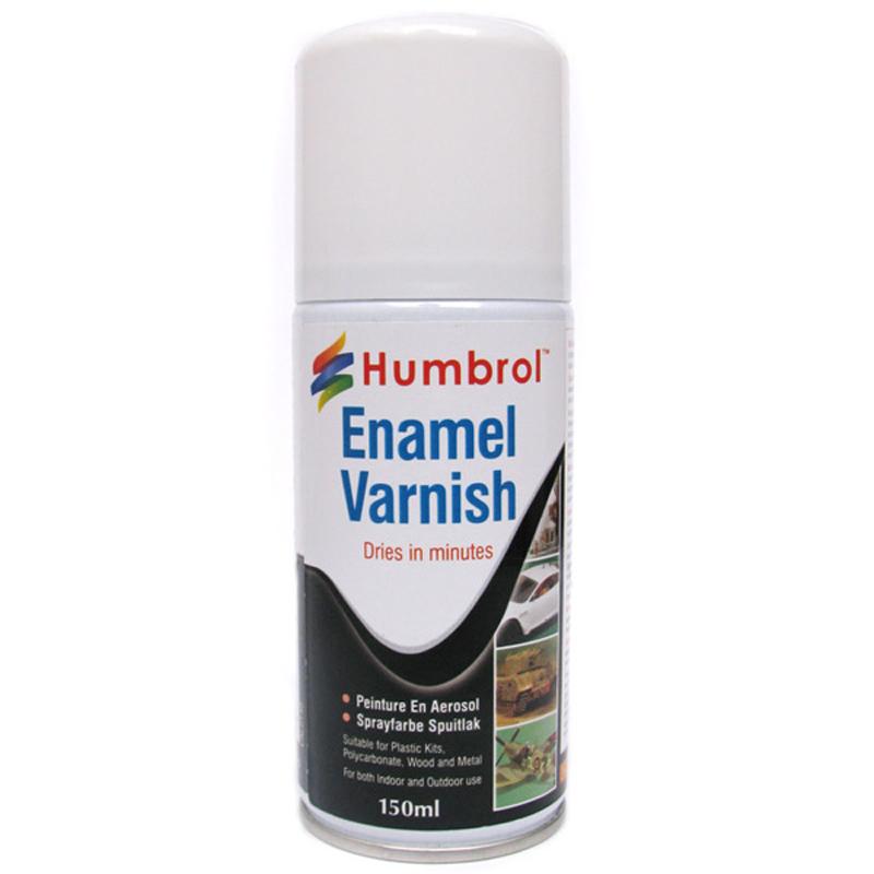 enamel varnish spray paint from humbrol wwsm. Black Bedroom Furniture Sets. Home Design Ideas