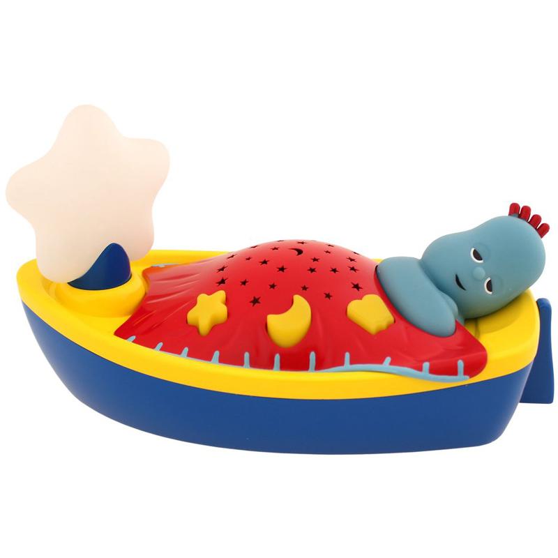 Toys For Bedtime : Igglepiggle s bedtime boat from in the night garden wwsm