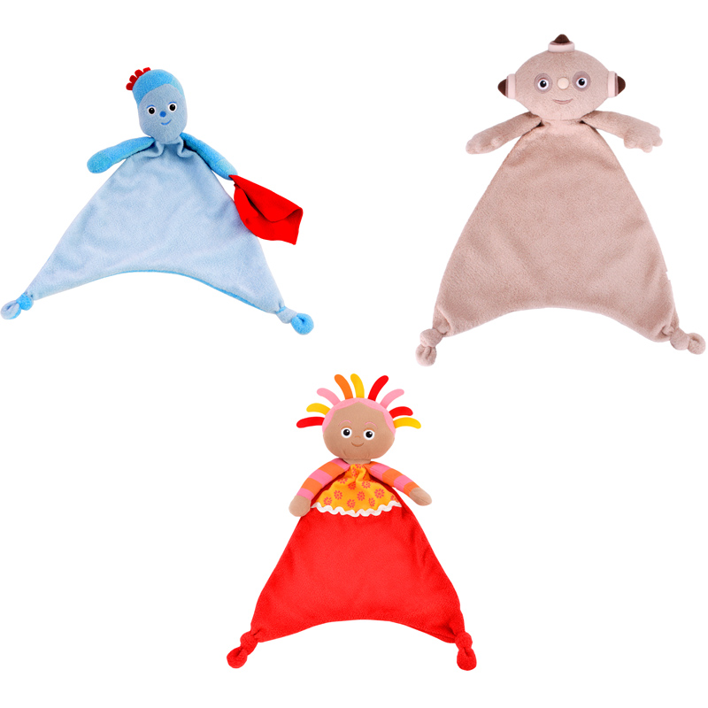 Snuggle Pals from In The Night Garden  WWSM