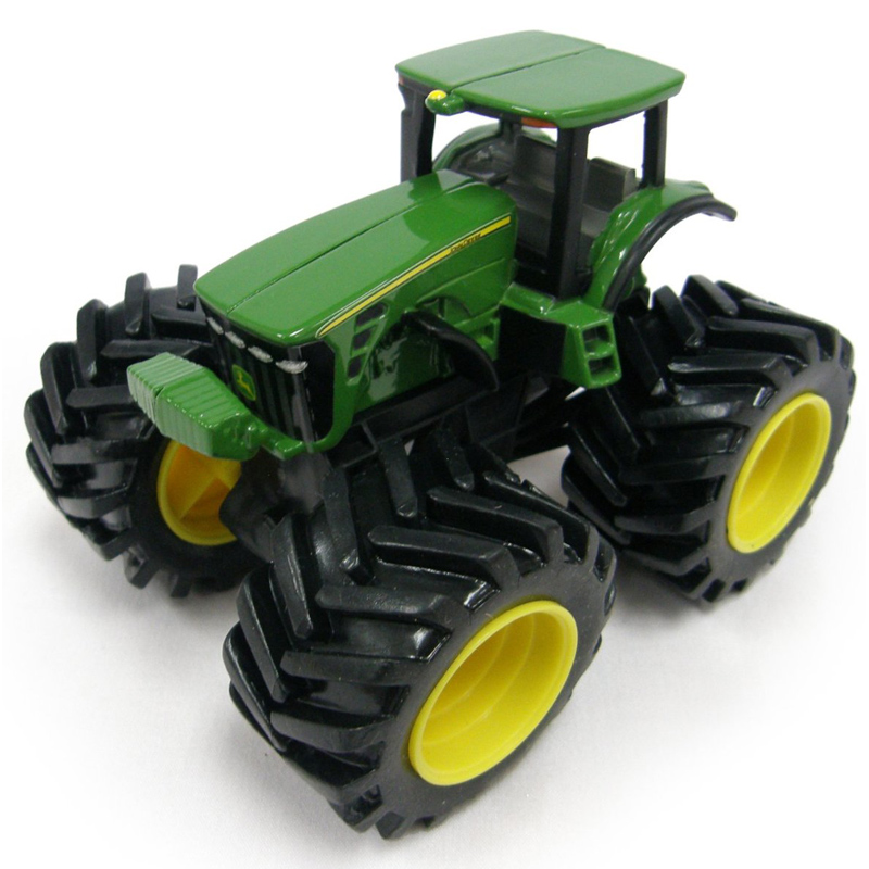 John Deere Monster Treads : John deere monster treads tractor from ertl wwsm