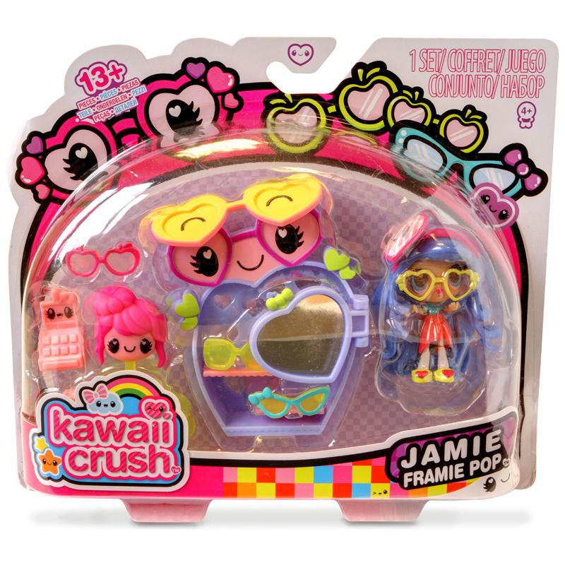 Toy Shop > Dolls, Prams, Soft Toys > Kawaii Crush