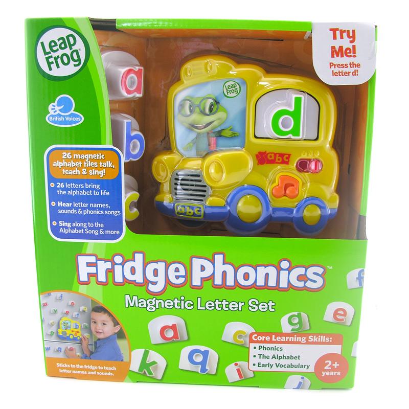 leapfrog fridge phonics magnetic letter set ebay With leapfrog phonics magnetic letter set