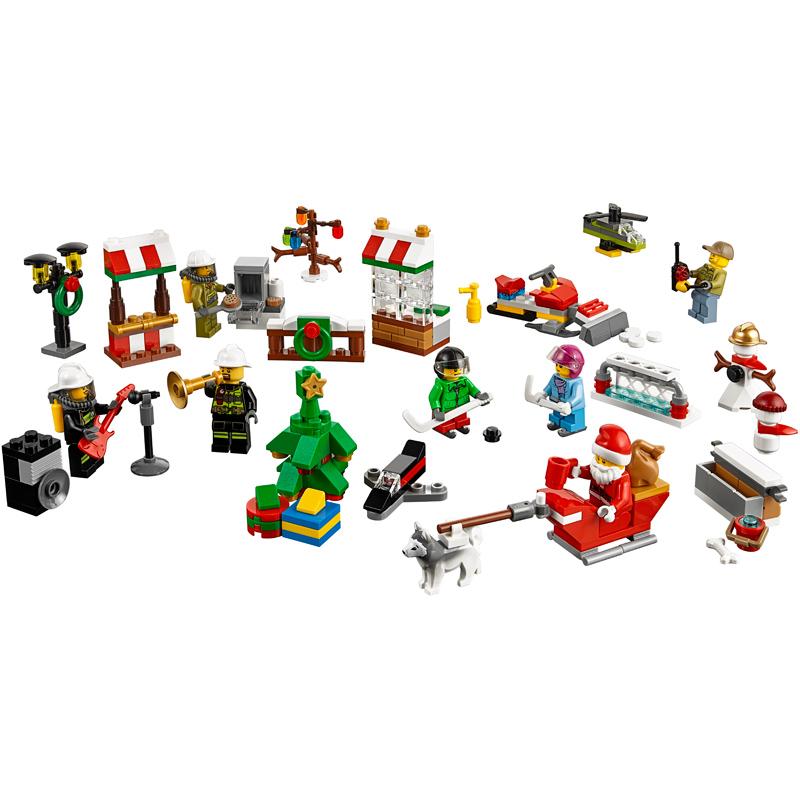 Advent Calendar 2016 From Lego Wwsm