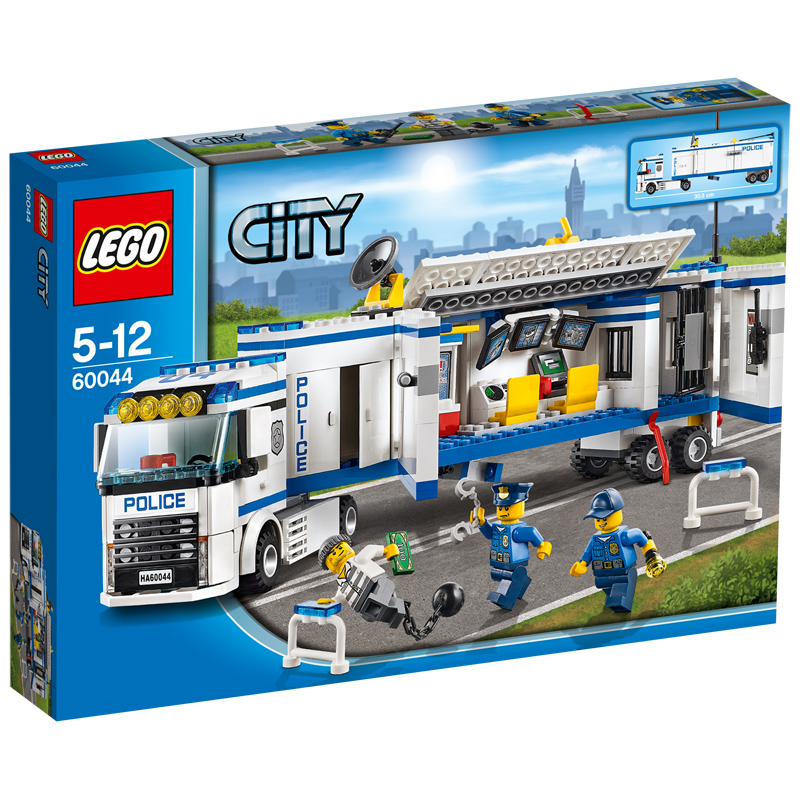 Toy Shop > Lego > City