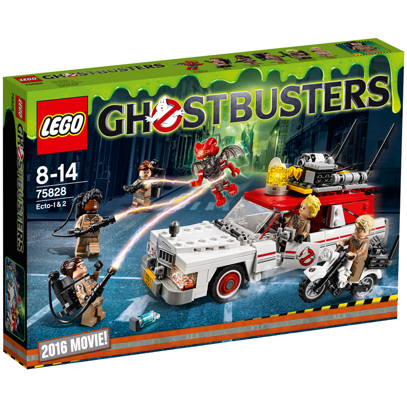 ghostbusters 2016 ecto 1 amp 2 from lego wwsm