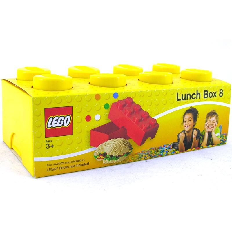 Lego Lunch Box 8 from Lego | WWSM
