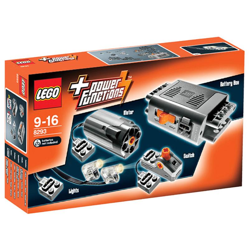 lego technic power functions motor set ebay. Black Bedroom Furniture Sets. Home Design Ideas