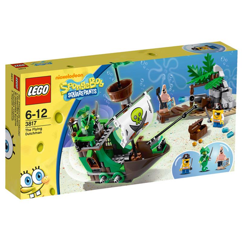 Flying Dutchman Ship Spongebob Lego Spongebob Flying Dutchman